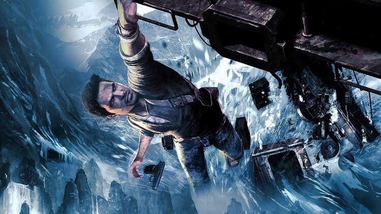 Face Off Uncharted 2 Among Thieves On Ps4 Eurogamer Net