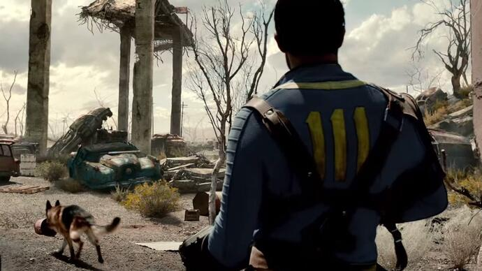 Fallout 4's fancy pants live-action trailer