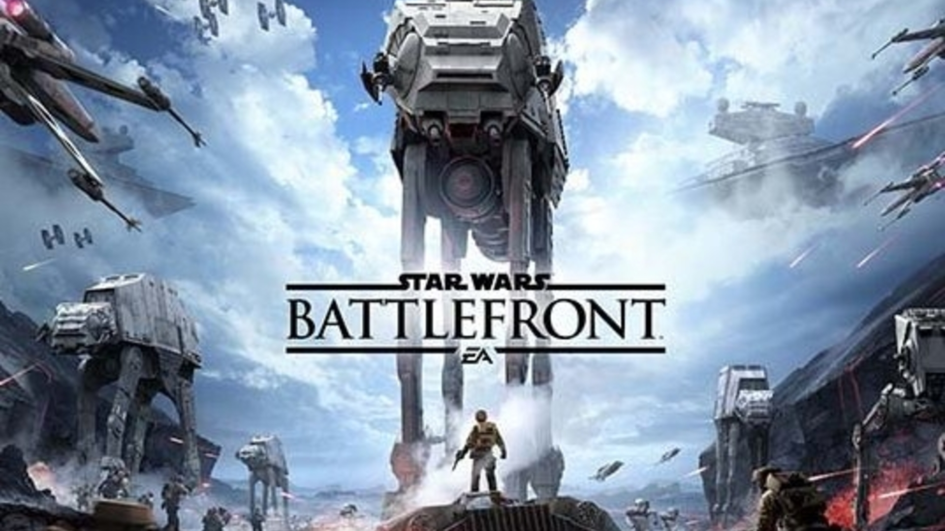 Anuncio de TV de Star Wars: Battlefront