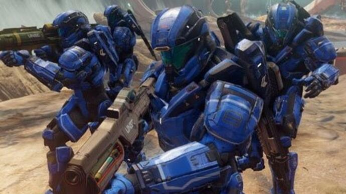 Halo 5's day one multiplayer update is9GB