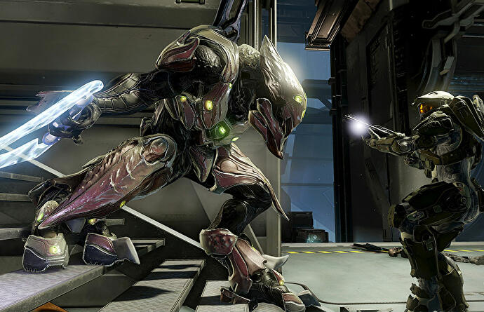 Halo 5's campaign goes back to basics - and it's all the