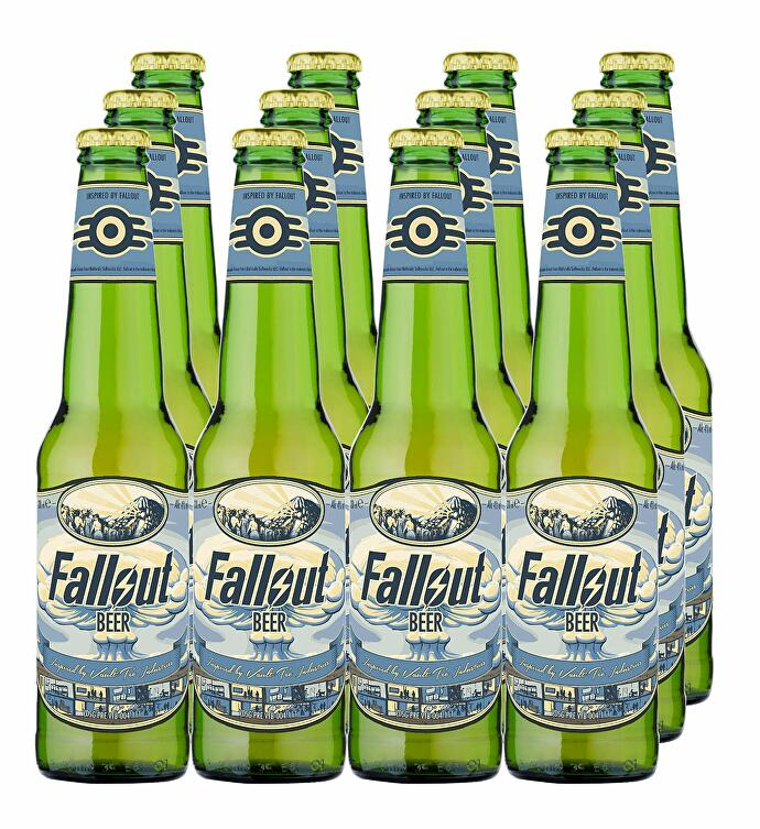 Fallout gets its own officially licensed beer