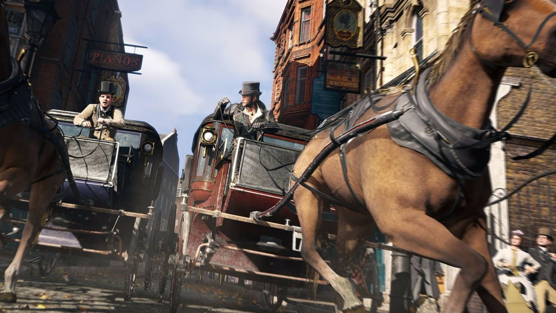 Assassin's Creed: Syndicate is the UK's number one game