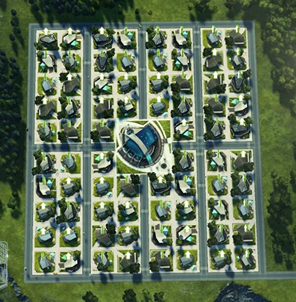 Anno 1404 Efficient Building Layouts.Anno 2205 Guide Eurogamer Net