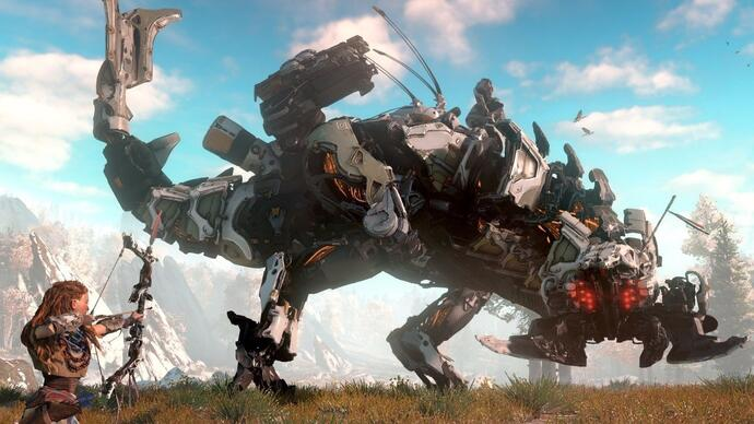Nuevo gameplay de Horizon: Zero Dawn