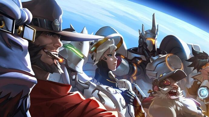 Overwatch beta now live in Europe and America