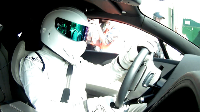 Mike Faces the Actual Stig in Forza Motorsport 6