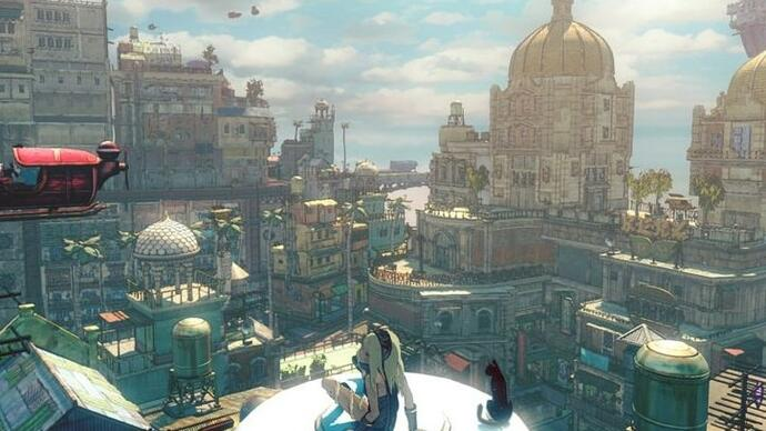 Gravity Rush 2 gameplay revealed