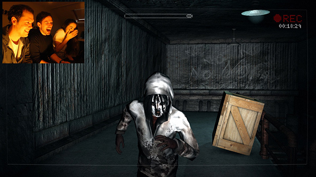 Slender Kid is a Jerk in Slender: The Arrival on Xbox One