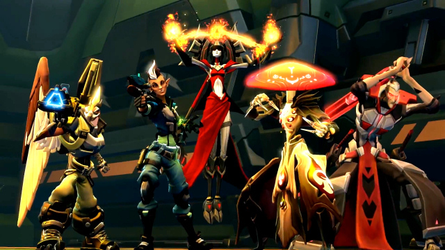 Battleborn is Borderlands for People With a Shorter Attention Span
