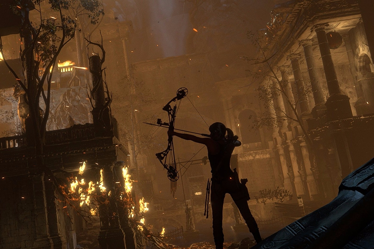 Rise Of The Tomb Raider Walkthrough And Guide Eurogamer Net