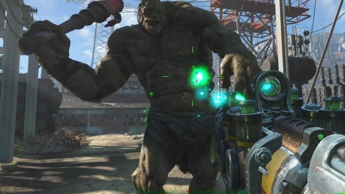 Fallout 4's launch trailer is irradiated with story clues