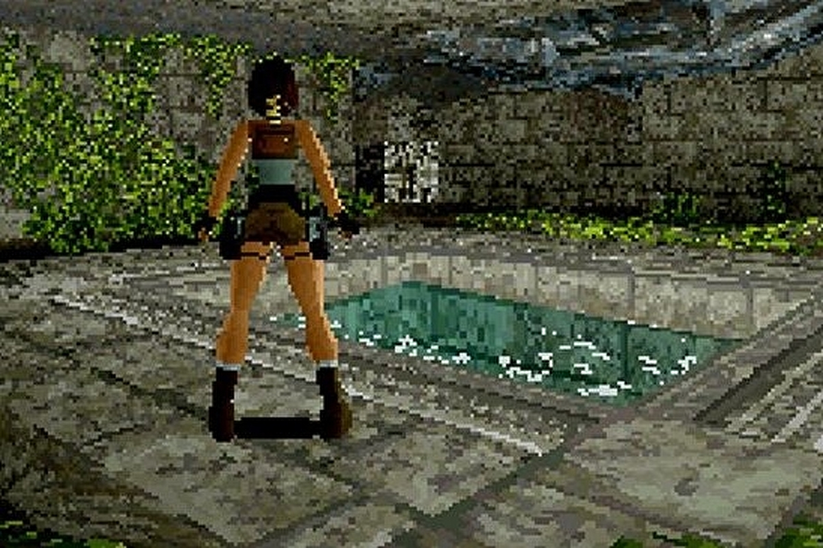 Hard Core A Look At The Original Tomb Raider Games Eurogamer Net