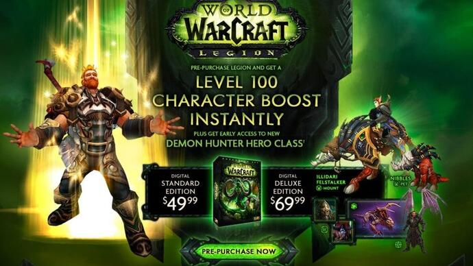 BlizzCon 2015: Här är en ny trailer från World of Warcraft: Legion