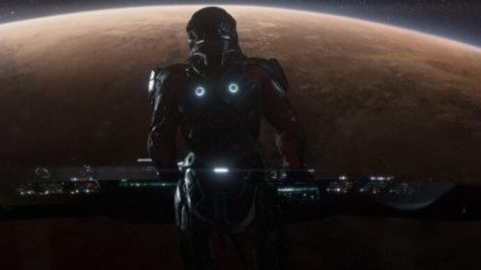 There's a new Mass Effect Andromeda teaser trailer and it's voiced by Shepard