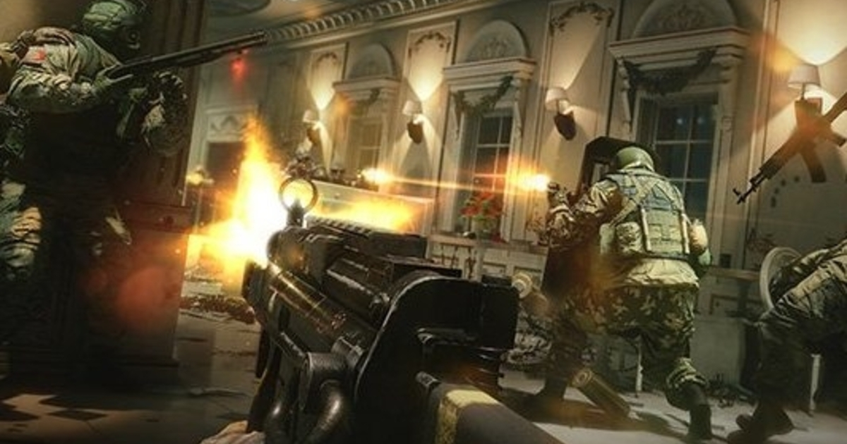 Rainbow Six Siege Pc System Requirements Revealed Eurogamer Net