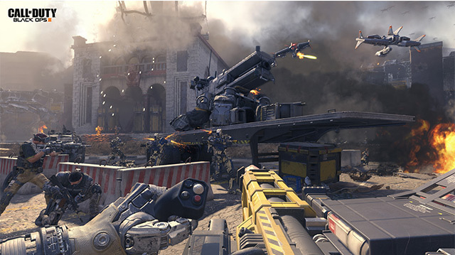 We Join the Robot Army in Co-op Call of Duty: Black Ops 3