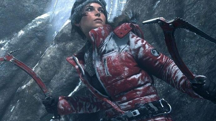 Confronto: Rise of the Tomb Raider na Xbox 360