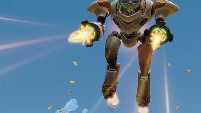 Get one of 500 keys for the Paladins closed beta
