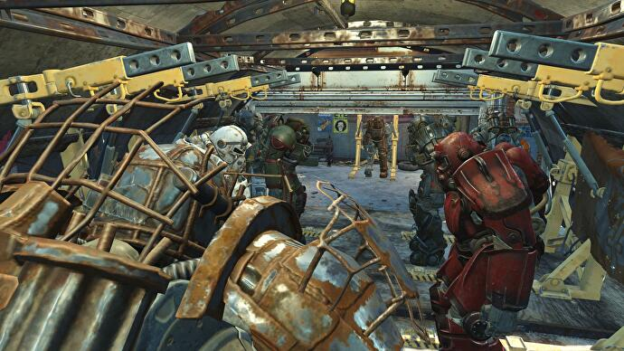 Fallout 4 base builders are using mods to create incredible