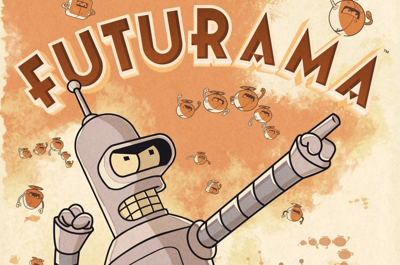 That Futurama G... Futurama Game Of Drones For Windows