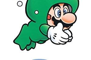 Now you can be Frog Mario in Super Mario Maker
