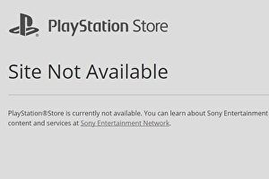 PSN struggling under the weight of Black Friday