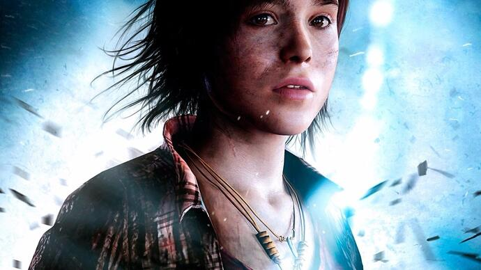 Face-Off: Beyond: Two Souls onPS4