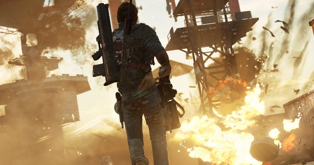 just cause 3 review � eurogamernet