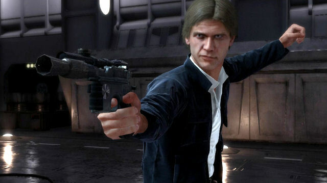 Star Wars Battlefront Duels Conclude With Darth Vader vs Han Solo