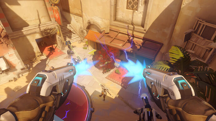 Overwatch beta to go offline next week