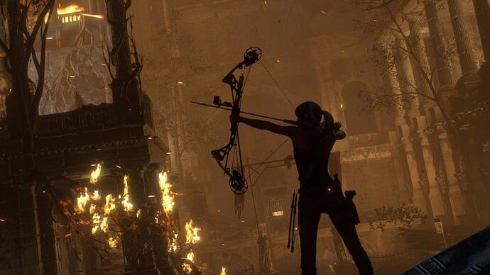 DLC de Rise of the Tomb Raider ganha trailer