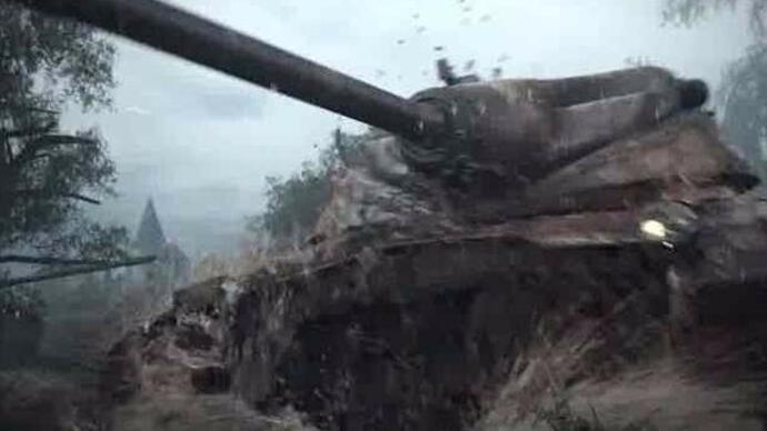 Vê o novo trailer de World of Tanks para PS4