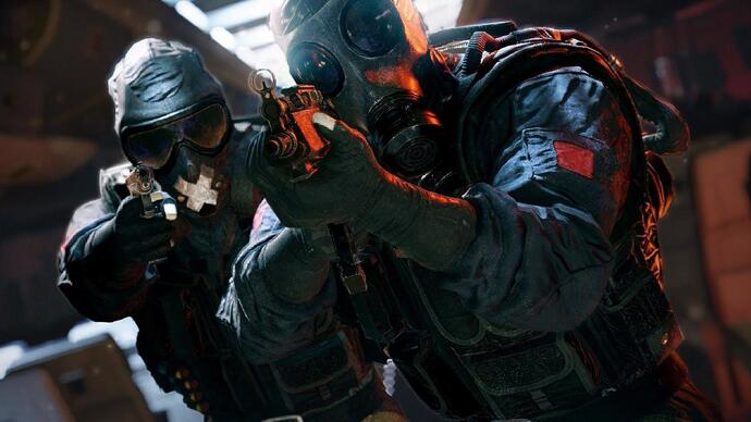 Face-Off: Rainbow SixSiege