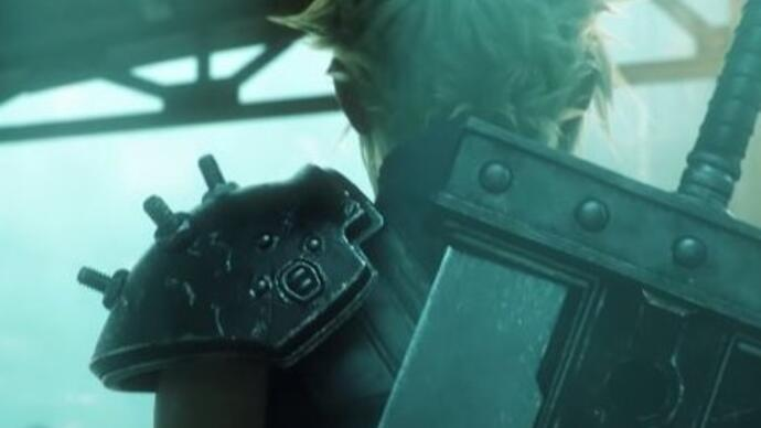 Here's the first Final Fantasy 7 gameplayfootage