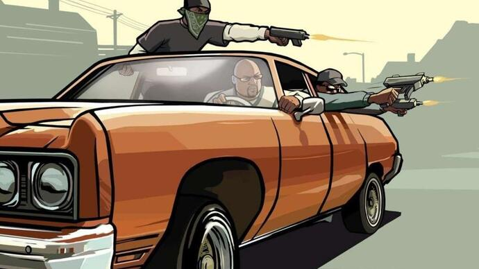 Face-Off: Grand Theft Auto San Andreas