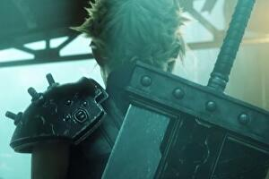 Final Fantasy 7 remake is episodic • Eurogamer net