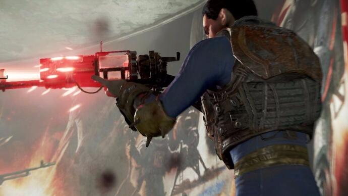 Fallout 4 patch 1.02 boosts PS4 performance