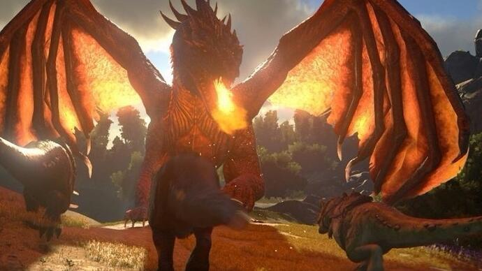 Ark: Survival Evolved set for Xbox Game Preview thismonth
