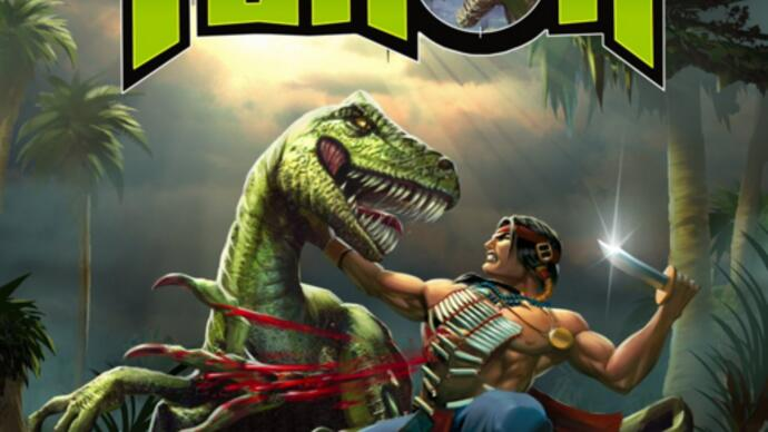 Turok Remaster Turok the party this week on PC