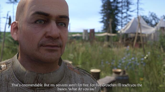 Kingdom Come: Deliverance gets a beta date