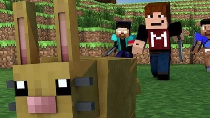Huge update inbound for Minecraft console versions