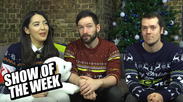 Show of the Week: Merry Fallout Christmas!