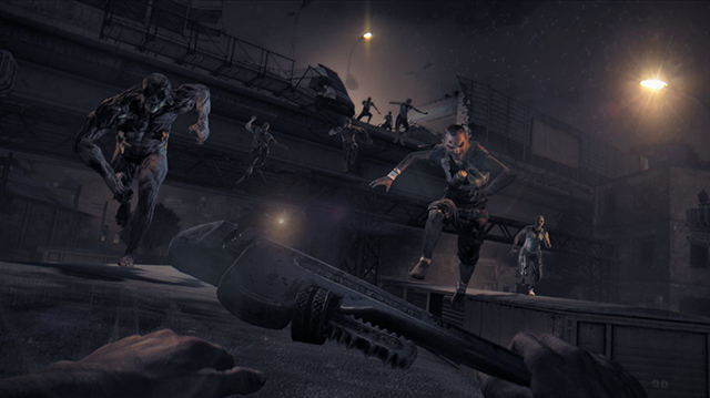 Dying Light Night Run is Today's Oxbox Xmas Challenge