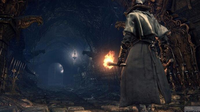 Disponibile la patch 1.09 di Bloodborne