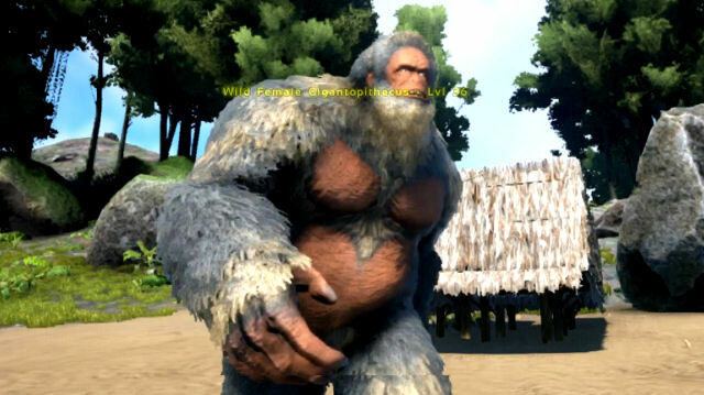 We Punch Prehistory in Ark Survival Evolved on Xbox One