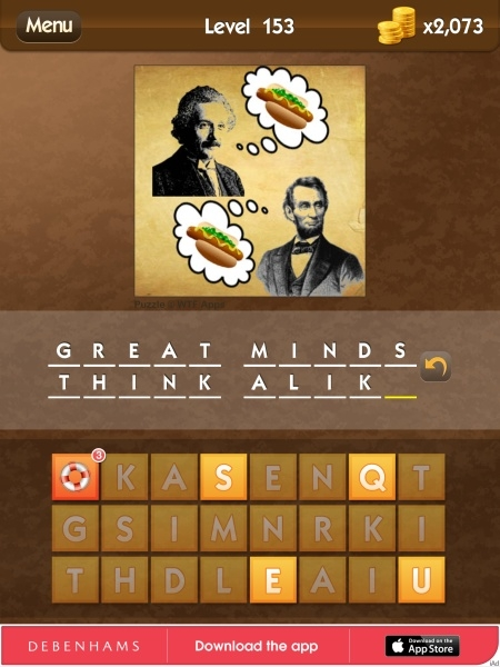 Whats The Saying Answers Solutions Cunning Level 2 | Apps Directories