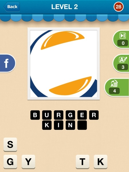 Guess That Logo Answers