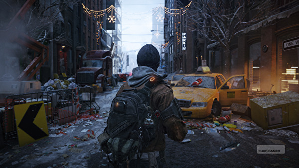 Ubisoft saves its best for last: Tom Clancy's The Division ...