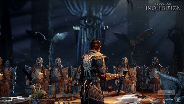 how to bring back the grandfather in dragon age inquisition